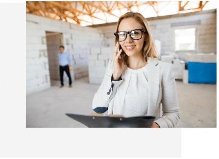 Téléphonie pro pour agence immobilière